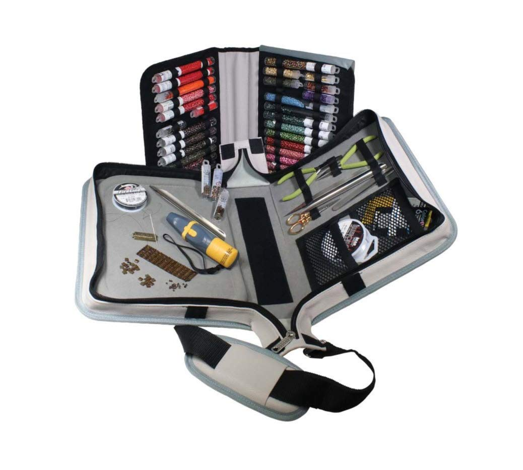 Voyager Portable Work Station for The Crafter On The Go by Beadsmith