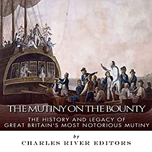 The Mutiny on the Bounty Audiobook