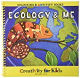 Faber-Castell Creativity For Kids Coloring & ARTivity Book: Ecology & Me