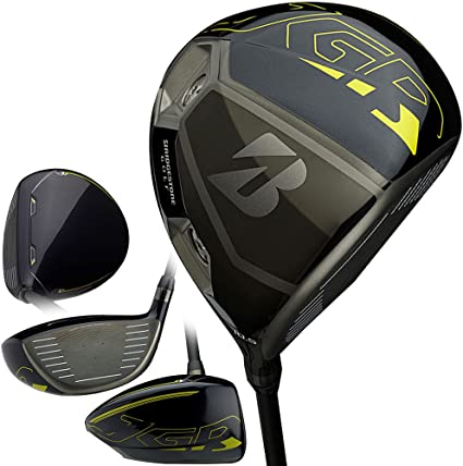 Bridgestone Mens Jgr Drivers Graphite