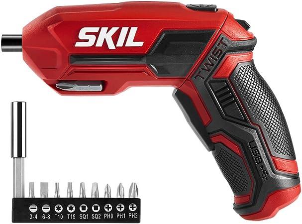Amazon.com: SKIL SD561802 - Destornillador inalámbrico ...