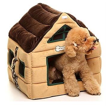 Pa?o perreras,Casa de perro de,Camada de gato Yurta cálido invierno