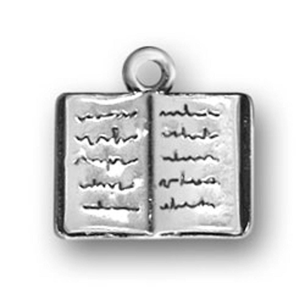 DiamondJewelryNY Sterling Silver Irene Cross Pendant