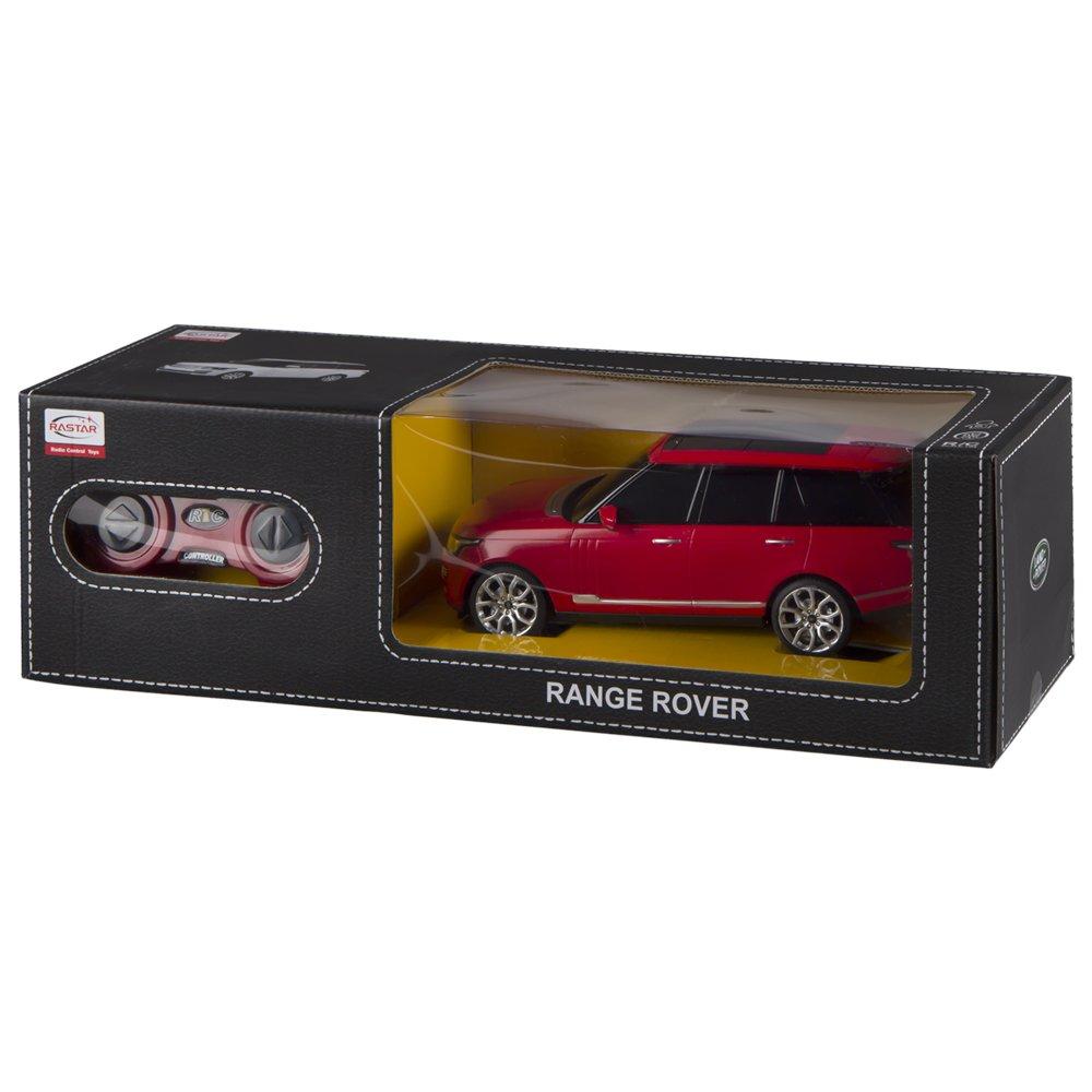 Rastar - Range Rover Sport 2013, coche teledirigido, escala 1:24, color rojo (ColorBaby 85046): Amazon.es: Juguetes y juegos