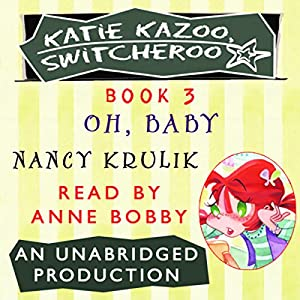 Katie Kazoo, Switcheroo #3 Audiobook