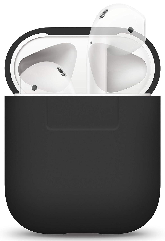 Apple AirPods Case schlicht schwarz