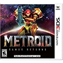 Nintendo Metroid Samus Returns - Nintendo 3DS - Standard Edition