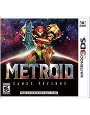 Nintendo Metroid Samus Returns - Nintendo 3DS - Standard Edition