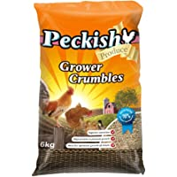 Peckish Poultry Grower Crumbles, 6kg