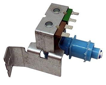W10408179 válvula de agua para refrigerador Whirlpool Kenmore ...