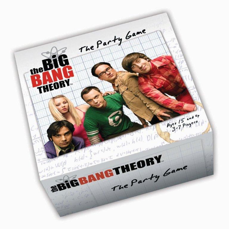 Game Played On Big Bang Theory