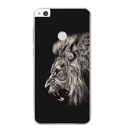 coque huawei p8 lite le roi lion