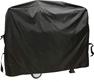 "Dekugaa Grill Cover BBQ Special Grill Cover,Waterproof and UV Resistant Material, Durable and Convenient,Fits Grills of Weber Char-Broil Nexgrill Brinkmann and More (58"")"