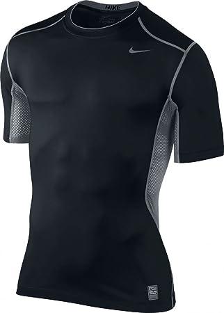 074e81558705d Nike Men s Pro Combat Hypercool Fitted 2.0 Short Sleeve Shirt