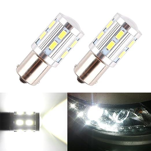 31 opinioni per S&D Lampadine a LED 12 SMD Cree XPE posteriori per freni dell'auto, da 12V