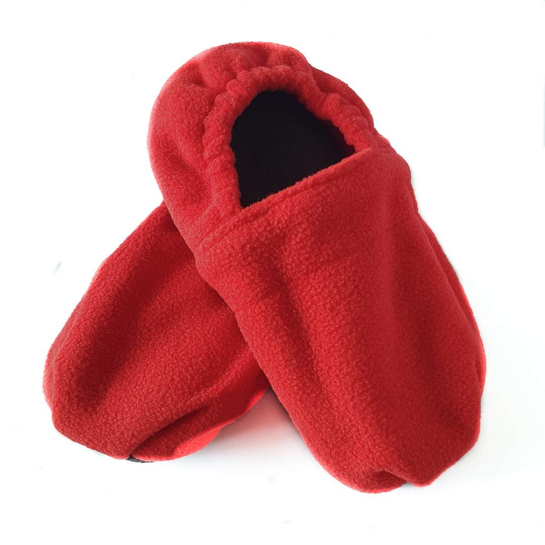 Zapatillas Térmicas Rojas para Adulto 36-42. Zapatillas ...