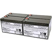 Cyber Power UPS Model CPS1500AVR Compatible - High-Rate Discharge Series Replacement Battery Backup Set - UPSANDBATTERY™