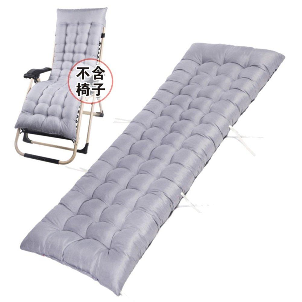 KAHDGYADQF Padded recliner mat/folding chair mat/rocking chair sofa cotton mat/window seat/tatami cushion-I 158x50x8cm(62x20x3)