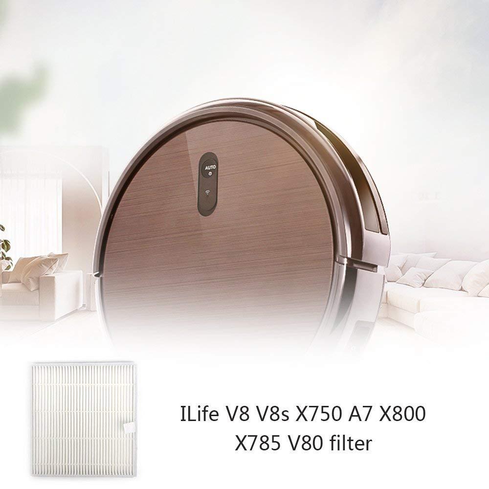 Aspirador Filtro para Ilife V8 V8s X750 A7 X800 X785 V80 Aspirador ...