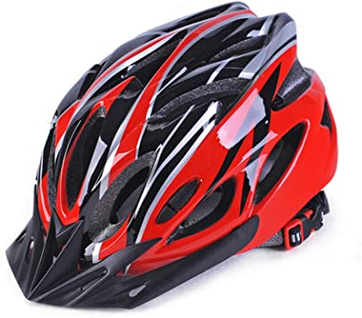 SYYC Casco de Bicicleta Protector, Cintura Ajustable (56-62 cm ...