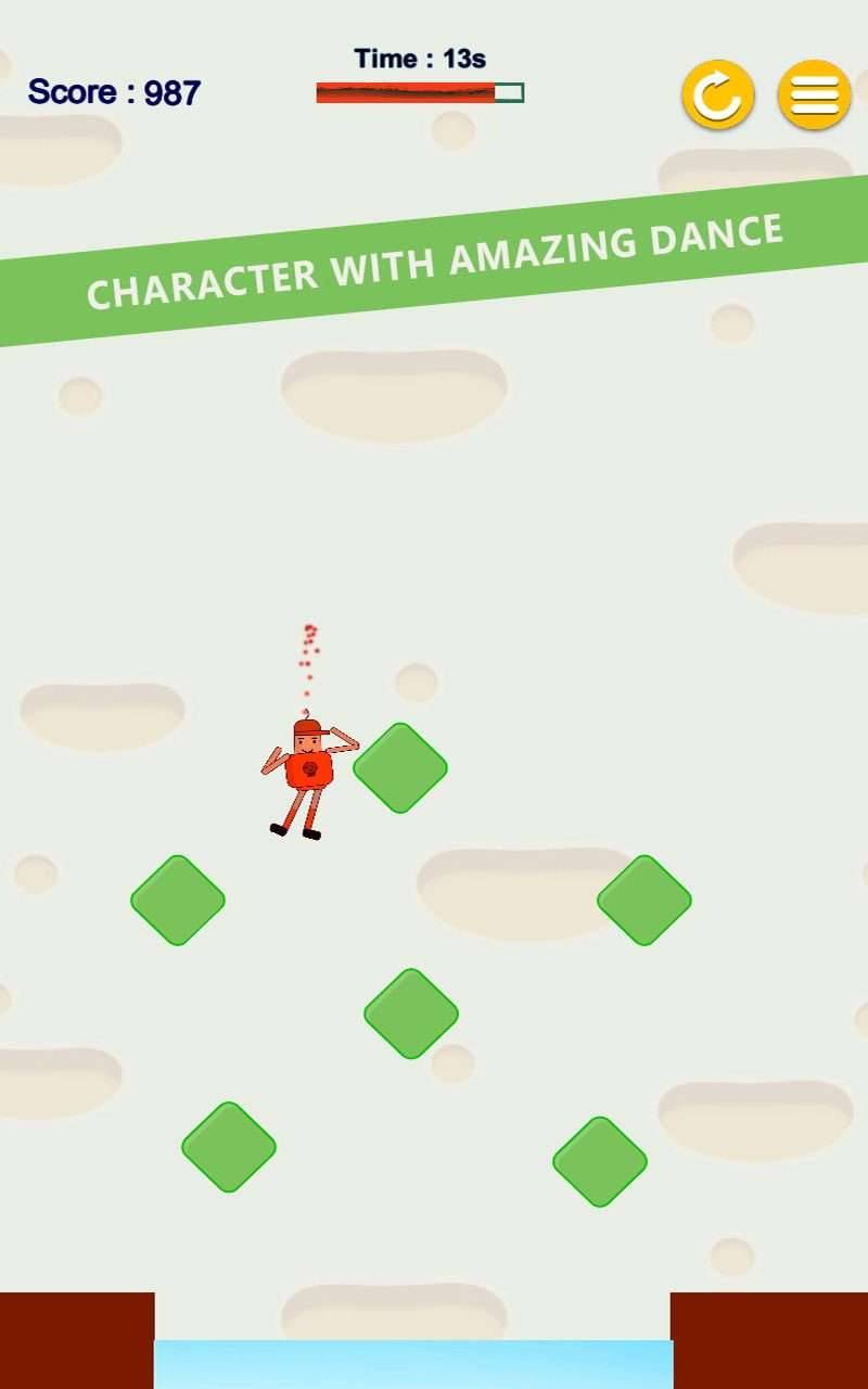 Amazon Com Wobble Man Rope Rescue Tricky Fun Puzzles Appstore For Android