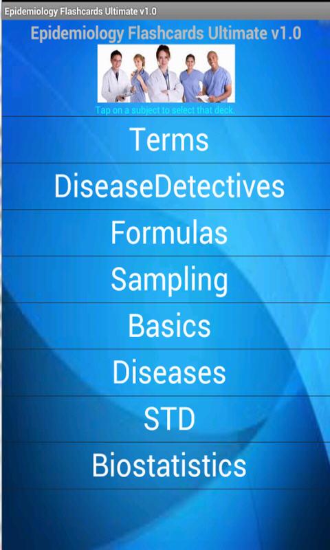 Epidemiology Flashcards Ultimate