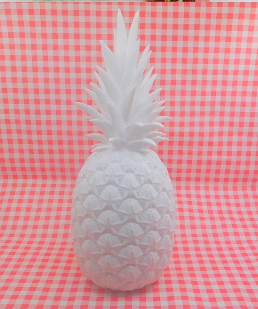 Tischlampe,Gute Nacht Licht Ananas Ananas Ananas Dekoration, Tischlampe, Nachtlicht, PVC, vier Farben, 14 × 14 × 36 cm, B B07D6NHZ86 | Günstig  8d69b8