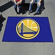 Fanmats Golden State Warriors 5'X8' Ulti-Mat Floor M