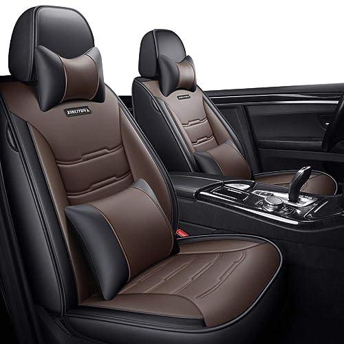 Dacia Sandero Duster Loganカーレザーカーシート