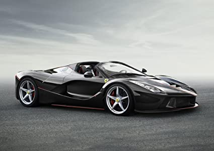 Amazon.com Ferrari LaFerrari Aperta (2016) Car Print on 10
