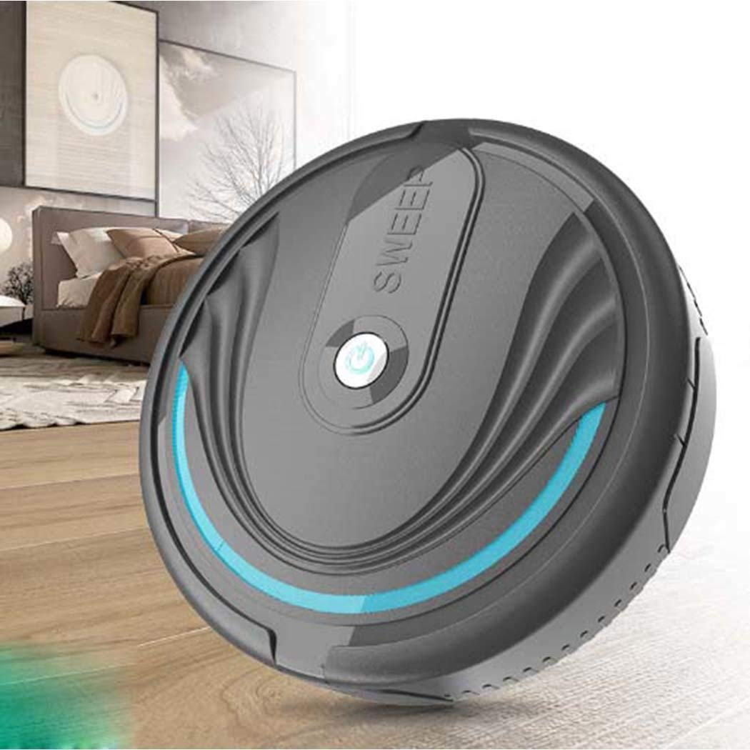 Qulista Household Intelligent Sweeping Robot Automatic Cleaner Mini Smart Vacuum Cleaner Handheld Filters
