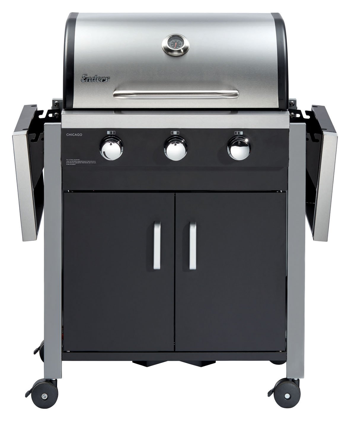 Enders BBQ Gasgrill CHICAGO 3*