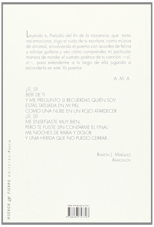 Yo Poema Esconde Una Canción de Ramoncín (POESÍA): Amazon.es ...