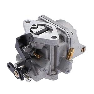 Gazechimp Carburador Carb de 4 Tiempos para Tohatsu Nissan Mer-cury 4HP 5HP Fueraborda Accesorios