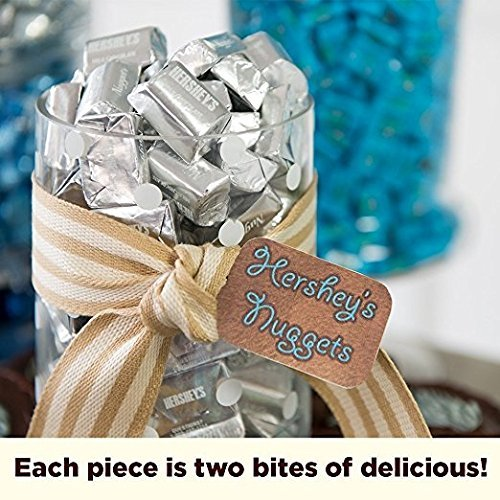 Large Product Image of HERSHEY'S Nuggets Assortment, Holiday Chocolate Candy Gift, 33.9 Ounce Bag