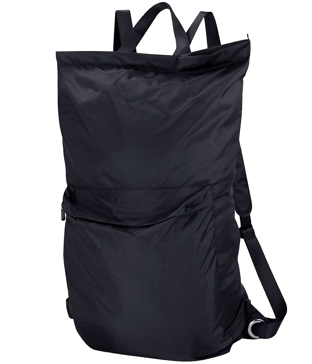 24''X35.5'', Ultra-thick Waterproof Laundry Bag with Shoulder Straps & Soft Pads, Big Size, Zipper Closure & Hanging Handles, Black with Big Buckled Pocket