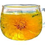 滇迈 金丝皇菊一杯一朵特级黄菊贡菊大菊花茶共40朵