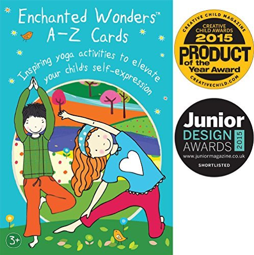 Enchanted Wonders A-Z Cards: Inspiring Yoga Activities to Elevate Your Child's Self-Expression PDF