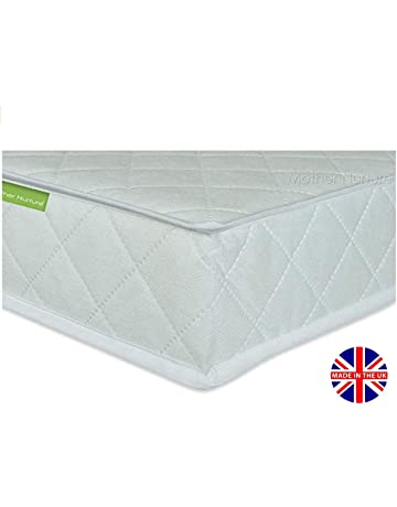 Babybase Corovin 89 x 38 cm Crib Mattress with Removable Cover
