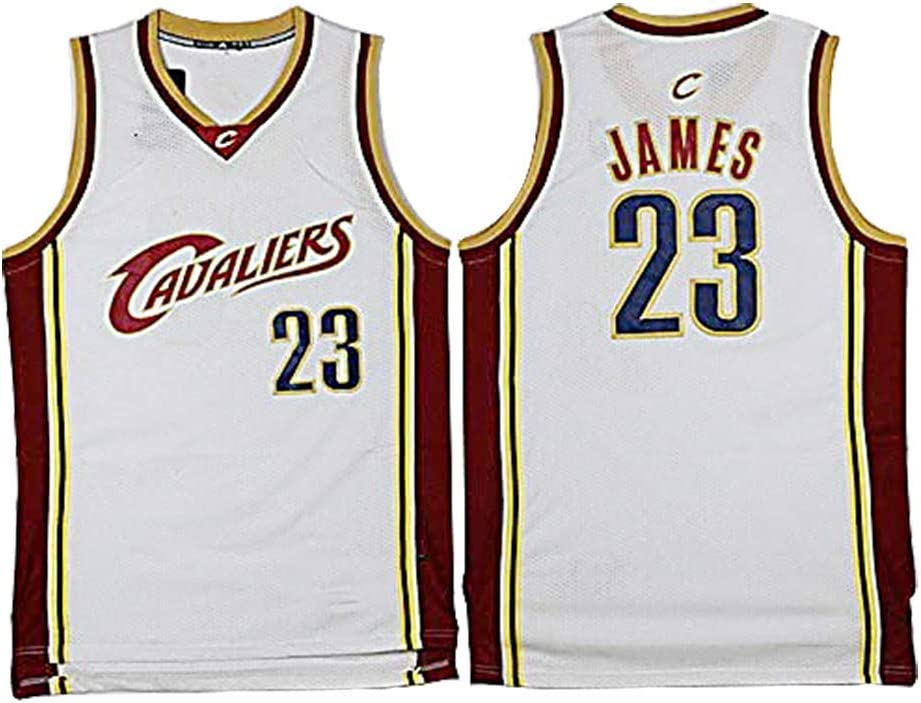 Maillot Hombre - Cleveland Cavaliers # 23 James Jersey, Ropa ...