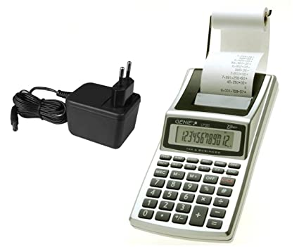 Genie LP 20 - Calculadora con impresora: Amazon.es: Oficina ...