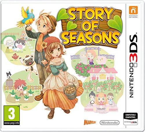 Story Of Seasons Amazon Es Videojuegos