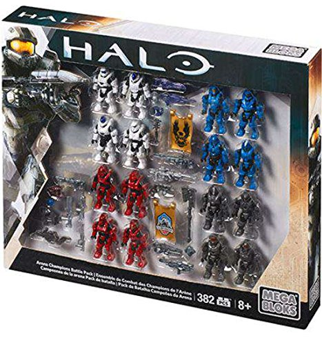 Mega Construx Halo Exclusive Arena Champions Battle (Exclusive Battle Pack)