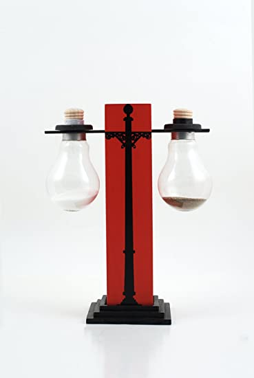 PoppadumArt StreetLight Shaker at amazon