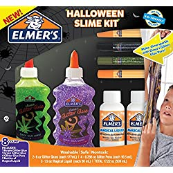 Elmer's Halloween Slime Kit Washable School Glue