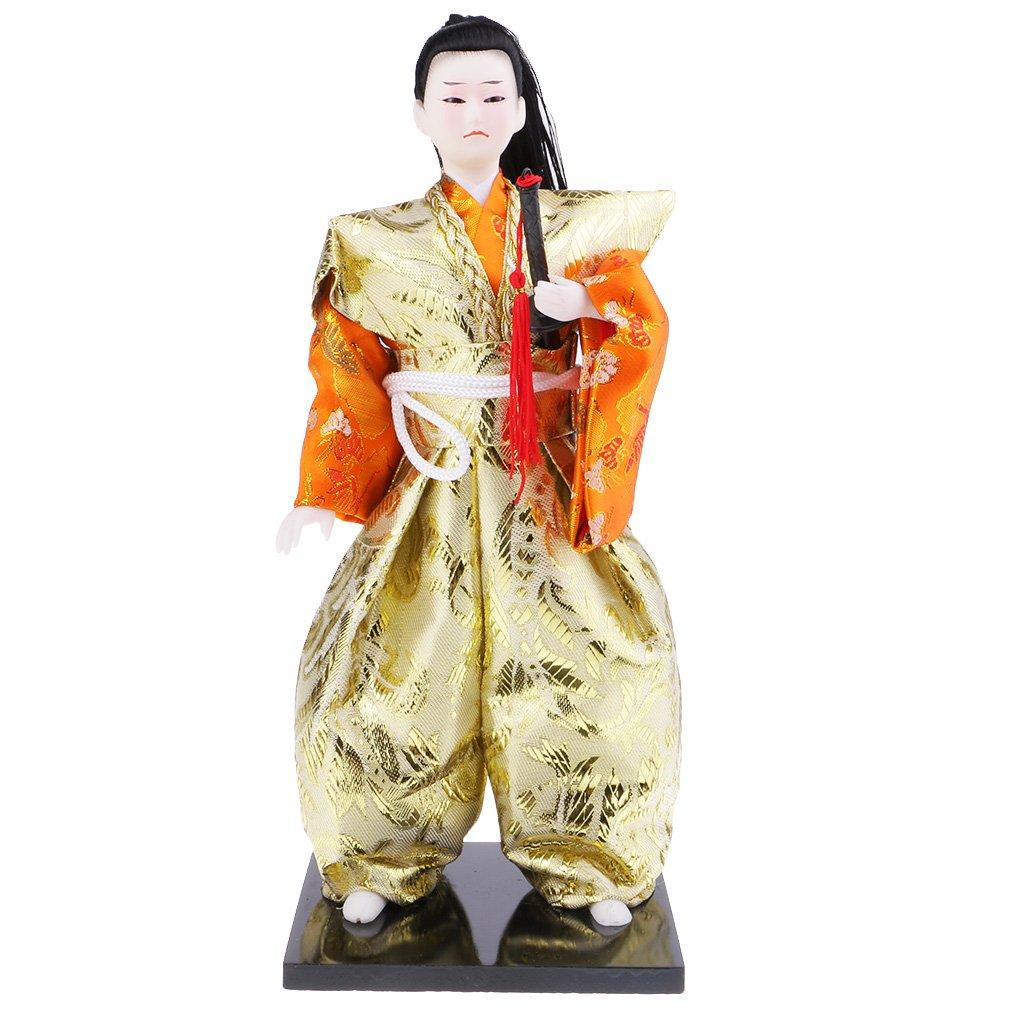 Homyl Muñeca de Figura de Guerrero de Japonés Ornamento ...