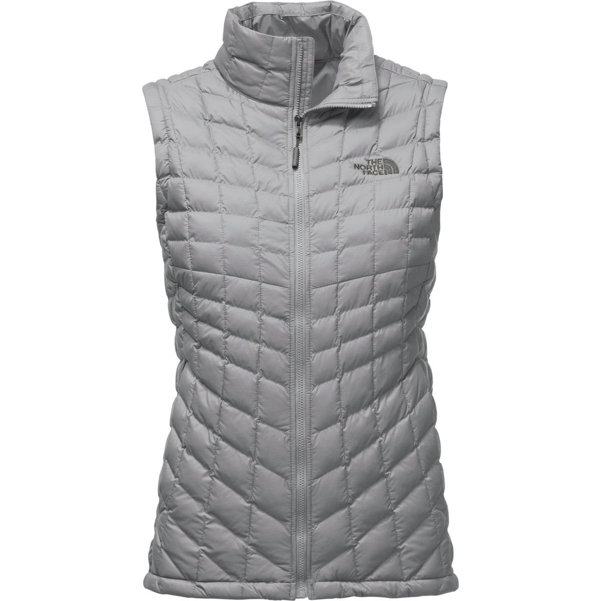 Mid Grey Matte (Prior Season) The North Face Women's Thermoball Vest