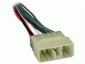 Metra 70-8900 Wiring Harness for Select 1990-up Subaru Loyale and 1985-1989 DL/GL