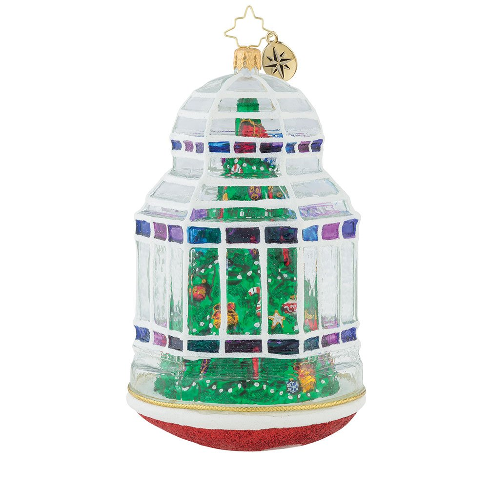 Christopher Radko Christmas Conservatory Limited Edition Christmas Ornament
