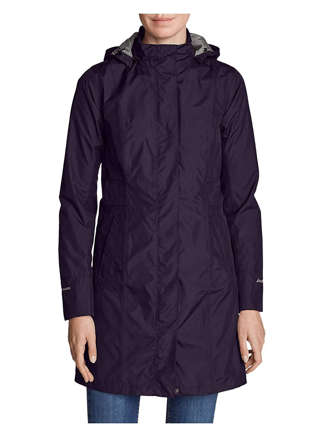 Eddie Bauer Women's Girl On The Go Insulated Trench Coat 35636
